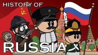 The Animated History of Russia | Part 1