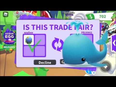 Trading Advice: OCEAN EGGS