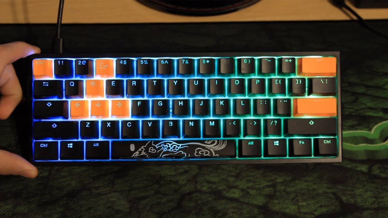 Ducky One 2 Mini Review | Best Gaming Keyboard of 2018! - Clip Ready