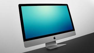"""My Super Weird iMac """"Review"""""""