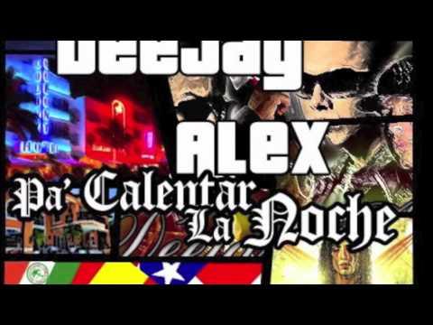 Deejay Alex Latin House Mix