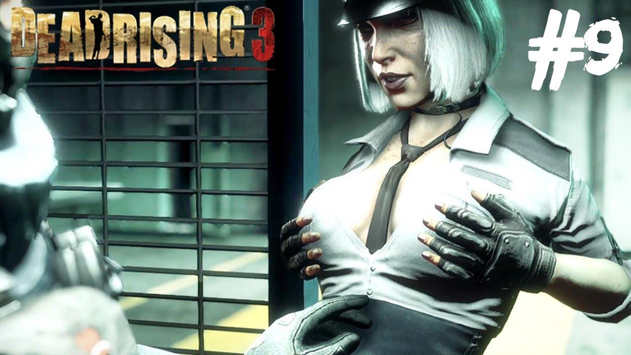 Boss Hilde Pervertida - Dead Rising 3 9 Em Portugus -2878