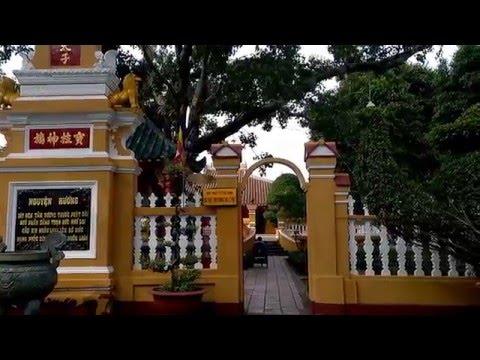 Chùa Giác Lâm - Sài Gòn (có phụ đề)