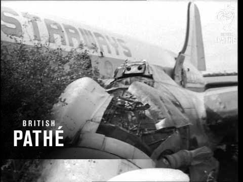 Starways Air Crash-Dublin Airport AKA Dublin Air Crash (1961)