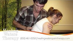 healing waters pain therapy; Destin, FL.