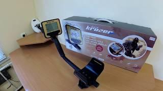 Makro Kruzer Gold   Обзор металлоискателя 2