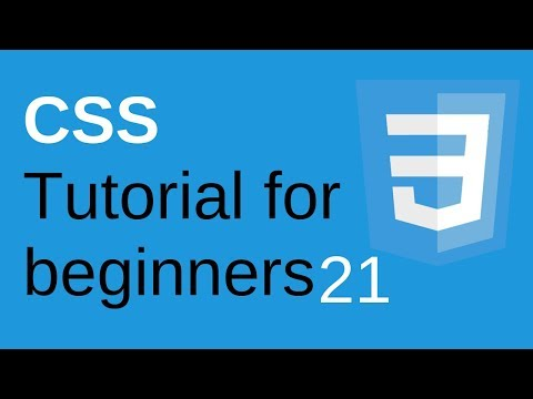 CSS Tutorial for Beginners Part 21 - CSS width and max-width | Learn Web Technologies thumbnail