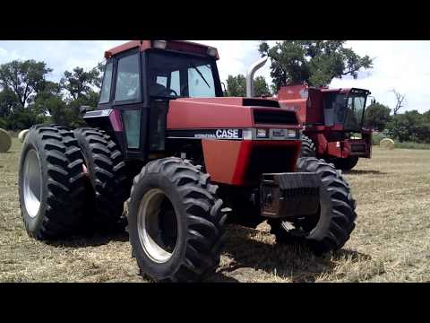 1985 Case IH 3594 Selling on BigIron.com Online Auction on 7-26-17