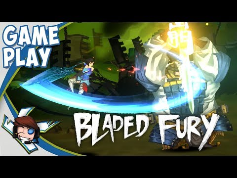 BLADED FURY : Un incroyable jeu de combat en Chine