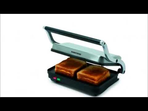 Grilling Sandwich Maker Fryer for Commercial Kitchen