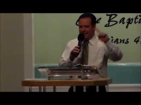 """iWill Serve"" - Pastor Greg Jones"