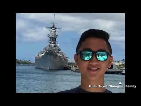 Pearl Harbor & City of Honolulu Tours 🌺 Hawaii 2016 ❀❀❀