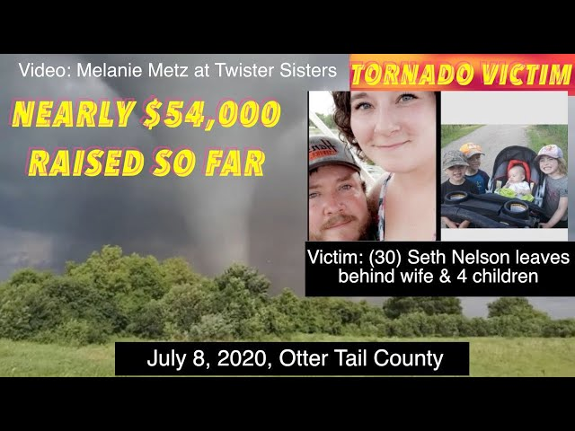 GoFundMe Page For Tornado Victim Already Raises Nearly $54,000