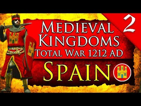 reconquista-of-spain!-medieval-kingdoms-total-war-1212-ad:-kingdom-of-castile-campaign-gameplay-#2