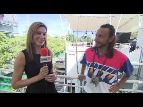 Catherine McQueen Interview with Bob Sinclar