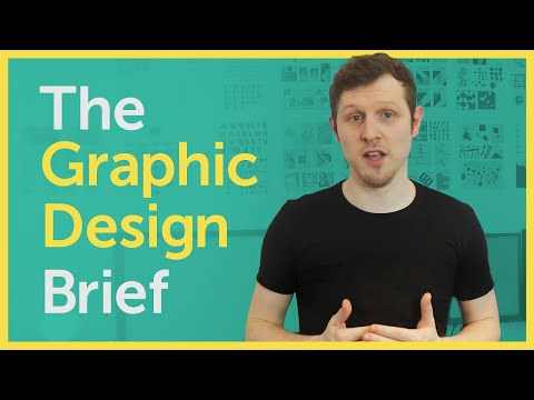 The Graphic Design Brief