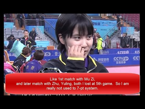 [TT Interview] Hirano平野 Miu美宇Special playing Super League(_English noted_)