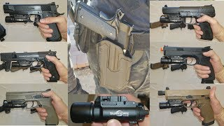 The last holster you'll ever buy BlackHawk Omvivor & Surefire X300 Unboxing & Review
