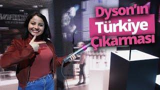 60 Dakika Aralıksız çalışan Elektrikli Süpürge Modelini Denedik! | Dyson Türkiye Çıkarması!