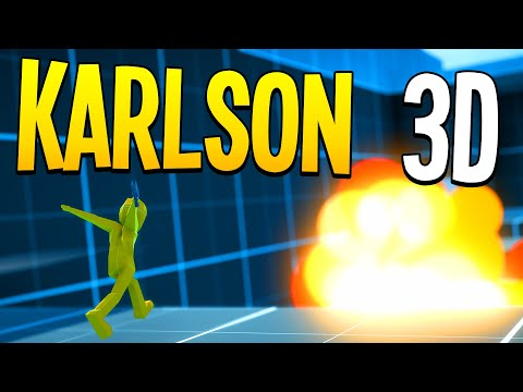 a 3D Game by Dani - KARLSON Gameplay (Part 1)