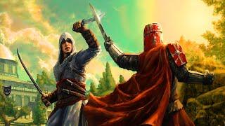 Assassin's Lore: Ассасины или Тамплиеры?