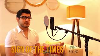 Marouen -  ' Sign of the times ' (cover )
