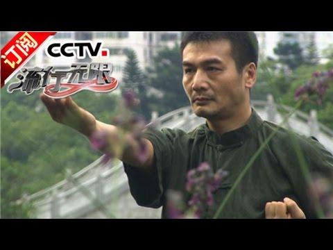 《流行无限》 20160807 咏春功夫传人 李恒昌 | CCTV-4