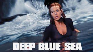 """Трейлер фильма """"Глубокое Синее Море"""" (Умные Акулы более Беспощадные) - StarScream"""