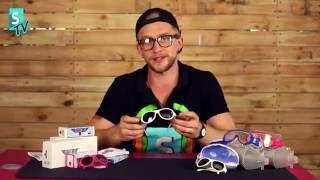 видео Детские солнцезащитные очки  Babiators