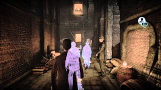 Sherlock Holmes PS4 Walkthrough Case 6 Half Full Moon Final End