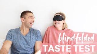 Blindfolded Taste Test OMG