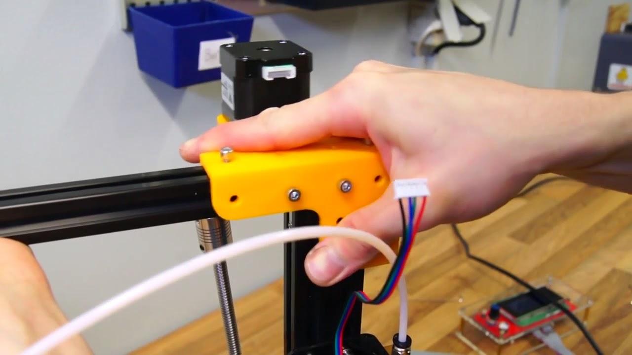 Tevo 3D Tarantula - Single/Dual Extruder 3D Printer Kit
