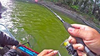 ОСТОРОЖНО!!! В РЕКЕ ЗЛЫЕ ЩУКИ!!! Рыбалка в сентябре