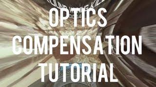 Optics Compensation Tutorial [Sony Vegas]