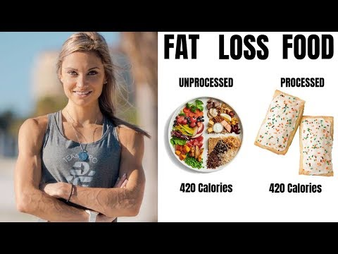 Best Diet For Fat Loss Science Based (Unprocessed)