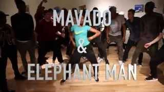 Elephant man & Mavado | Master Mix | @BizzyBoom Choreography