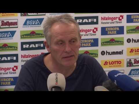 "Christian Streich bedauert Julian Nagelsmann: ""So ein Scheiß"""