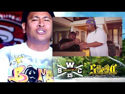 DJ AFAKASI FRESH, DJ SENIOR & DJ RUFF - A DOUGH FT FIJI VS SLIM THUG   SLOW DOWN S W C RMX 2018