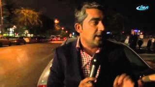 Akit muhabirine canlı yayında saldırı