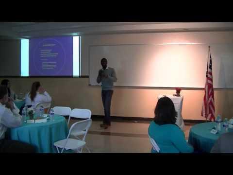 Arthur Richards - ICO Spring Interfaith Dinner 2015