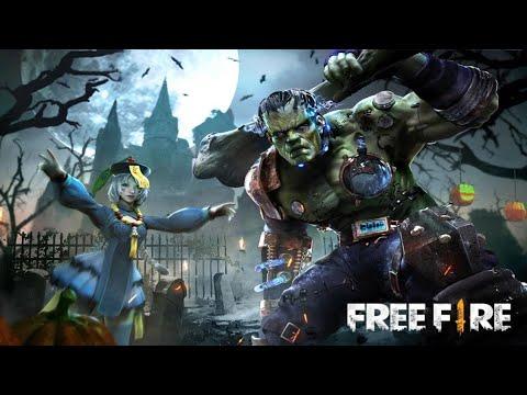 Garena Free Fire: Spooky Night | Speedy Gameplay