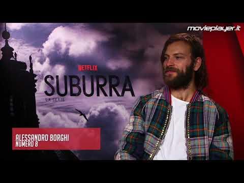 Suburra: Il cast commenta la sigla della serie