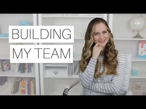 8 People I HIRED to Grow My Business