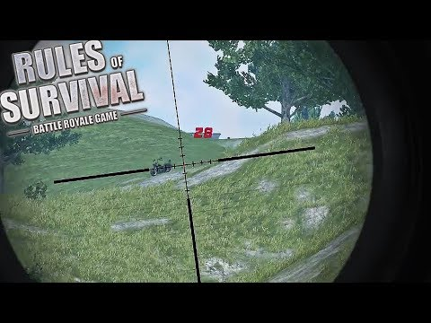 INSANE 22 Kills // New QBZ Gameplay! (Rules Of Survival #162)