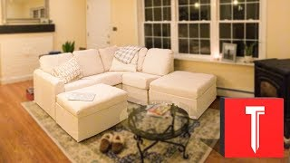 Home Reserve Couch || Modular Sectional
