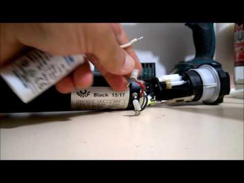 Roller shutters motor repair