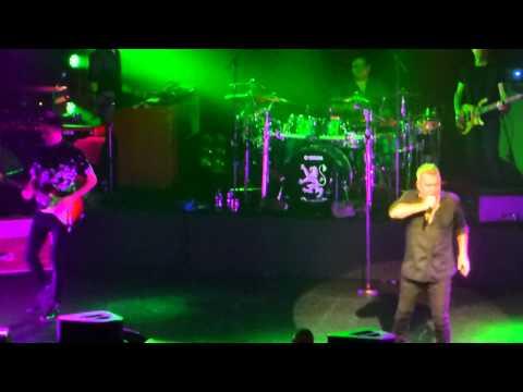Jimmy Barnes - Vision (Enmore Theatre 30 Oct 2014)