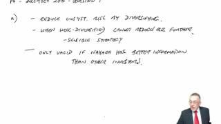 acca p4 question 1 december 2014 part 1