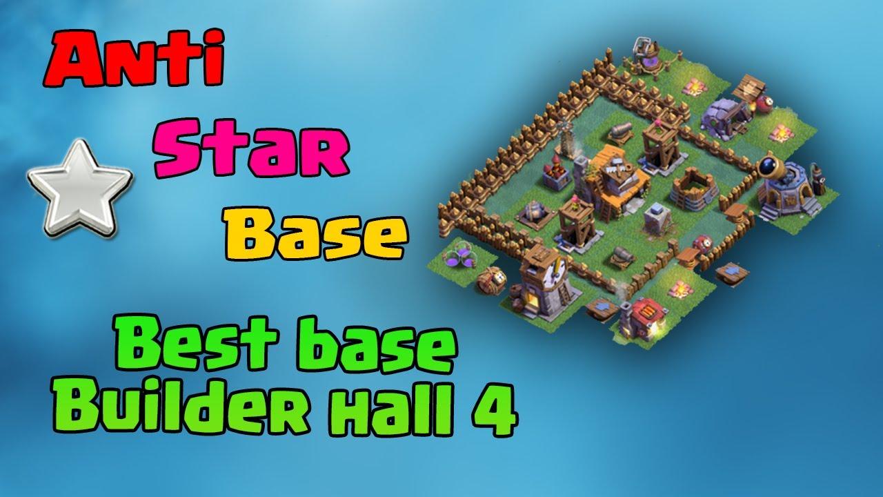 Builder Hall 4 Best Base Builder Base 4 Layout Clash