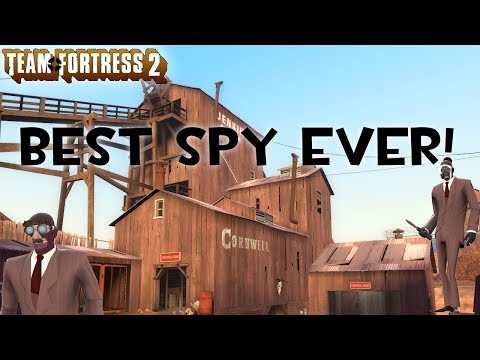 TF2: Dustbowl - Spy & Medic - Best Spy Ever [Lightning and Nappa]